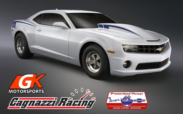 Cagnazzi Racing & Berger Chevrolet reunite with COPO Camaro