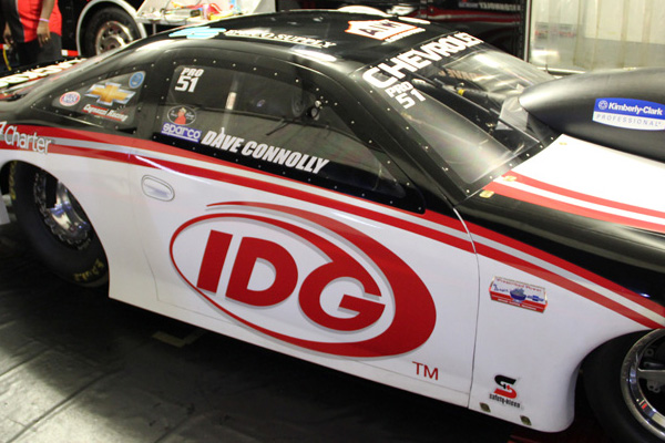 Connolly Says Pro Stock Pole Up For Grabs When Nhra