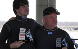Conner and Gaston Kearby - SCCA Majors NOLA