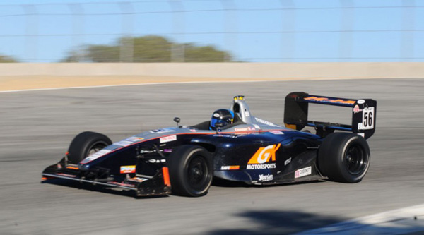 Kearby Earns Formula Atlantic Crown in Sophomore Runoffs