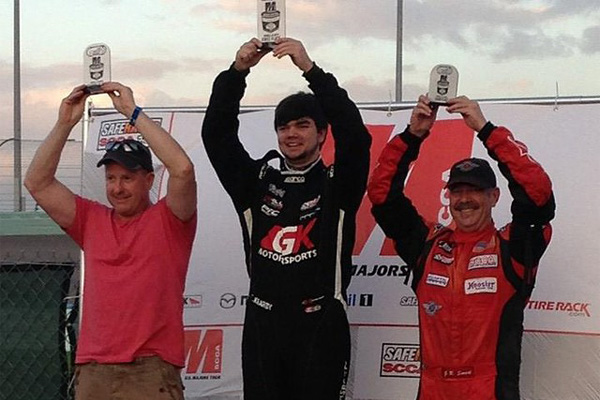 SCCA Formula Atlantic National Champ Conner Kearby Kicks off 2015 Season with Dominating Weekend at Homestead